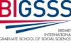 Germany: Bremen International Graduate School of Social Sciences (BIGSSS)